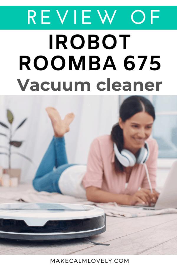 Review of iRobot Roomba 675 vacuum cleaner