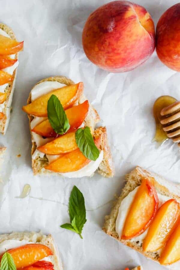 Perfect & Delicious Summer Breakfasts