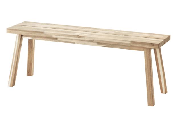 Skogsta Bench