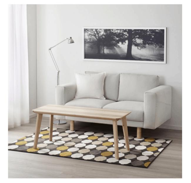 Torrild rug