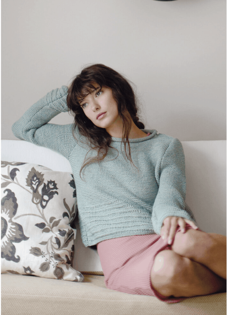 12 Beginner Knitting Patterns for Beautiful Easy Sweaters