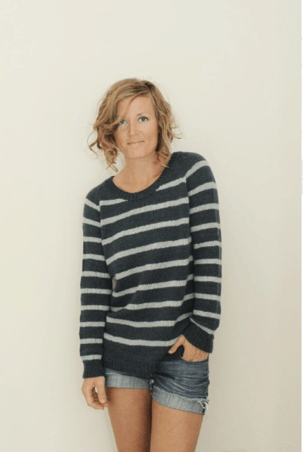 Clarke Pullover knitted sweater