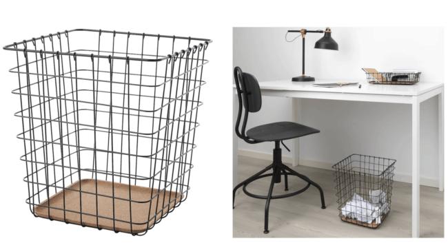 IKEA Pleja Wastepaper Basket