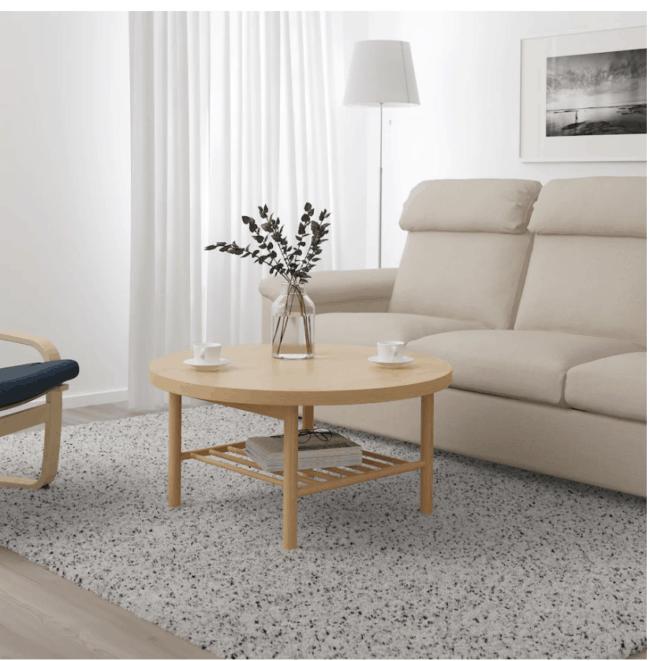 Listerby IKEA coffee table