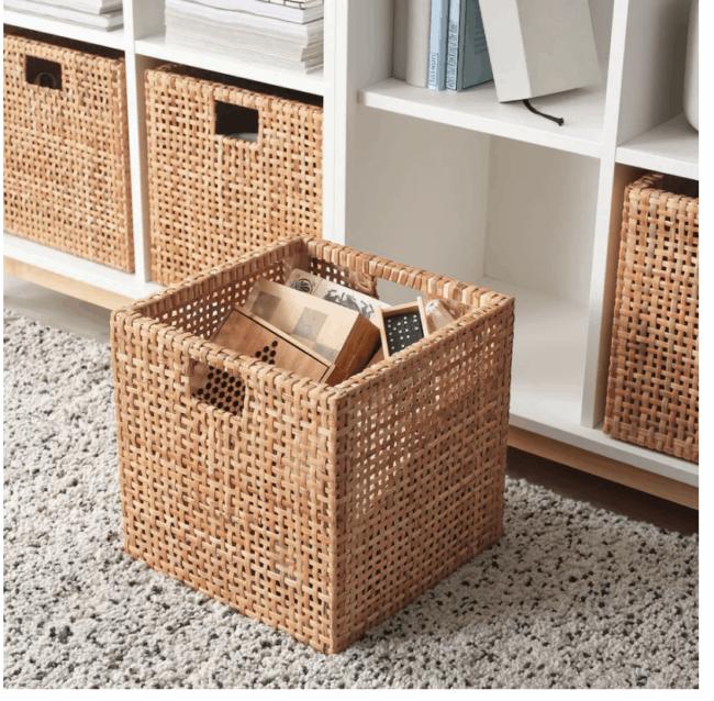 IKEA Haderittan basket