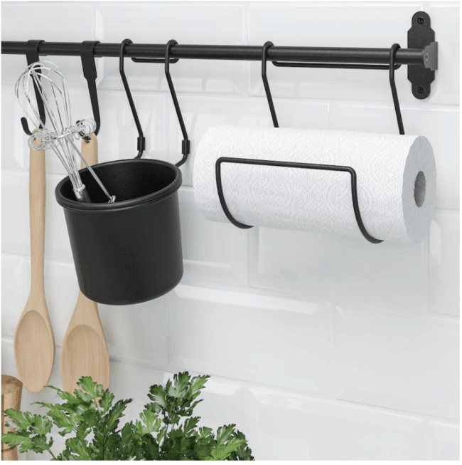 IKEA Hultarp Paper Towel Holder