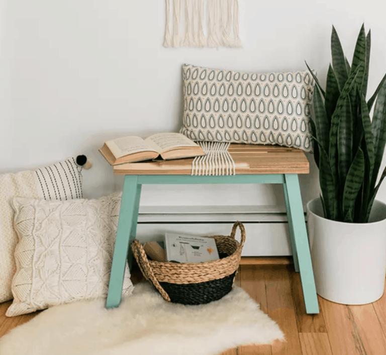 Beautiful & Stylish IKEA Bench Hacks