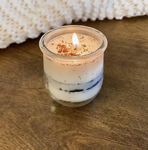Cozy Coffee Candle DIY