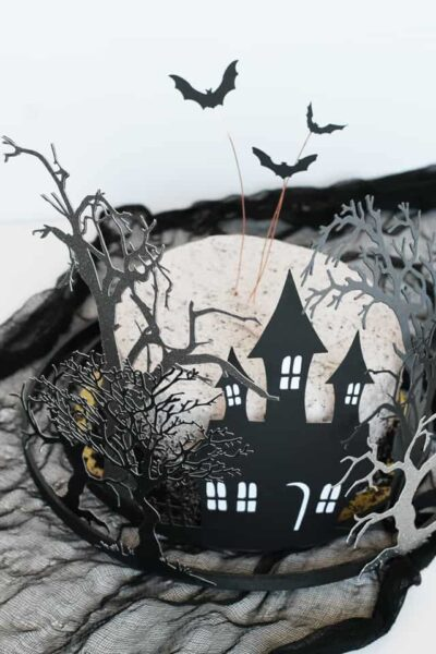 Halloween decorations using your Cricut machine