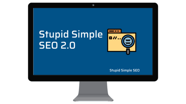 My complete review of the Stupid Simple SEO course: why you should (and shouldn't) buy this course!
