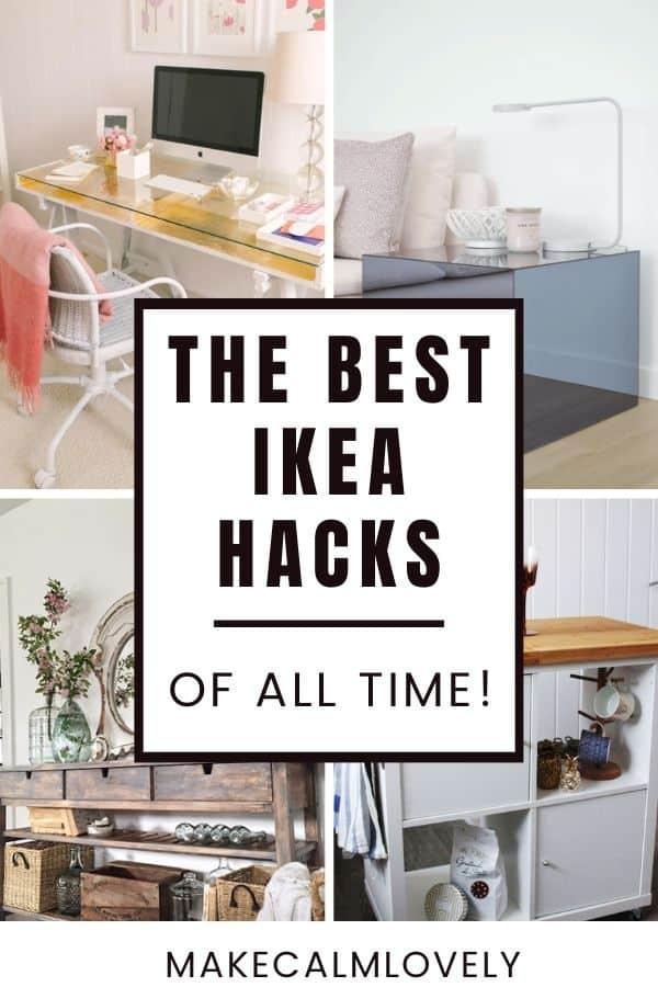 Los mejores trucos de IKEA de todos los tiempos