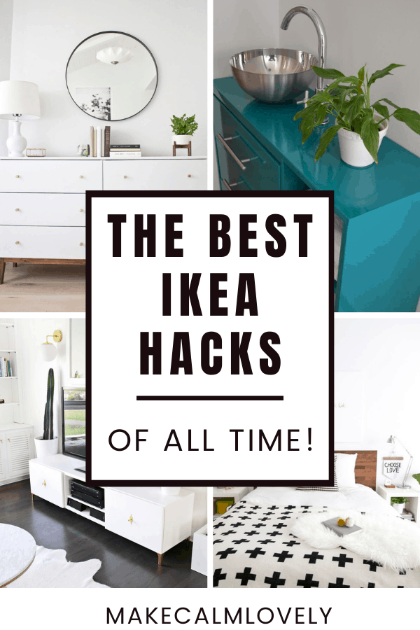 The Best IKEA Hacks of All Time!