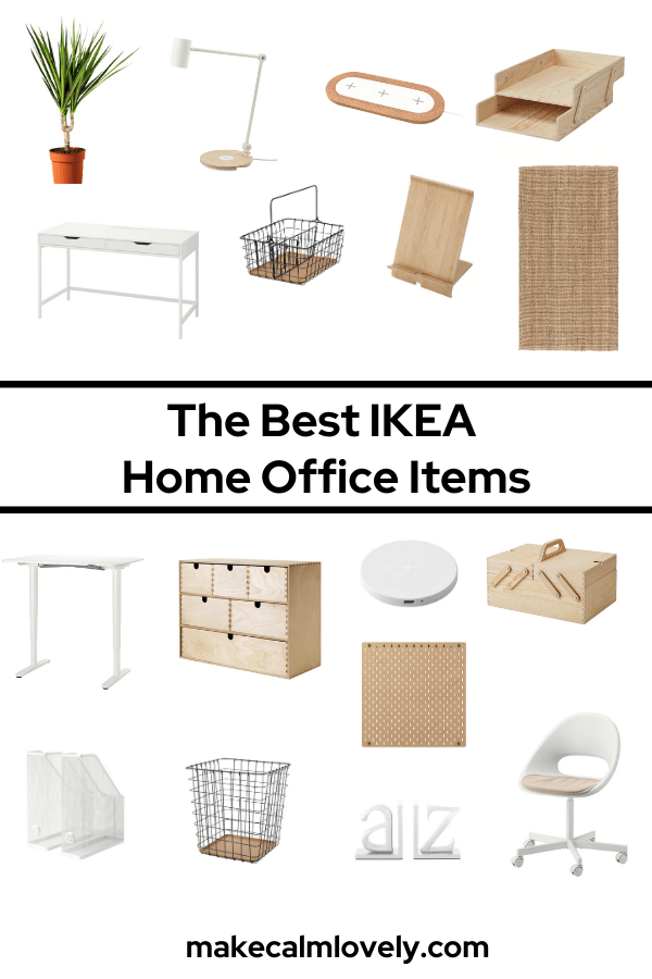The Best IKEA Home Office Items