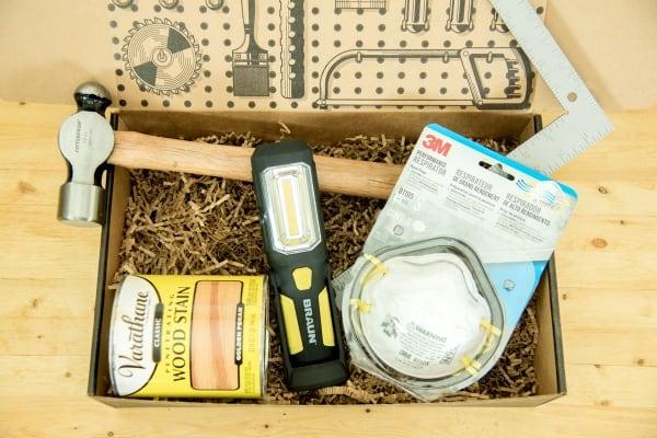 Tool DIY subscription box