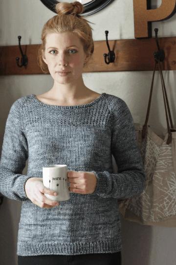 In Stillness sweater Love Knitting