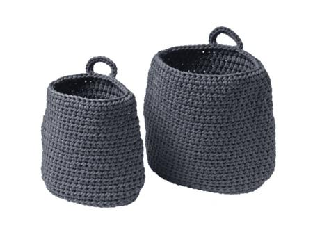 Ikea Nordrana storage baskets