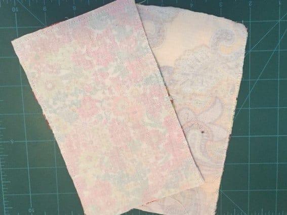 Glasses case DIY sewing tutorial