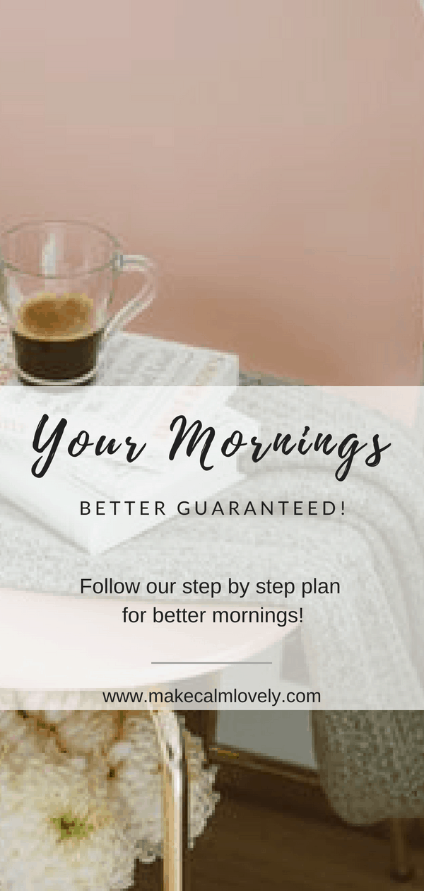 Your morning better: Guaranteed!