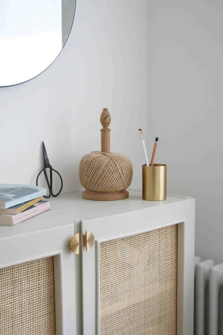 11 IKEA Rattan Cane Hacks that are so Beautiful & Stylish