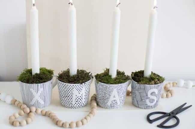 IKEA Christmas Hacks for the most wonderful time of the year. 14 great decoration hacks for the Christmas holiday season using IKEA products. #IKEA #IKEAhack #hacks #DIY #Christmas #Holidays #decoration #decorations #decor