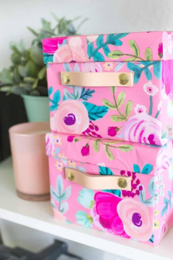10 Great Uses for Leftover & Used Wrapping Paper #Gift Wrap #wrapping paper