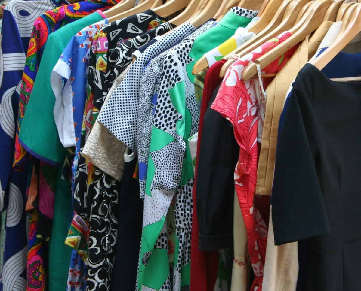 What you can toss from your clothes closet