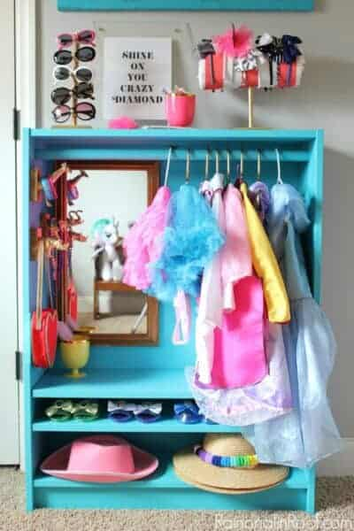 Organizing ideas for your kids stuff