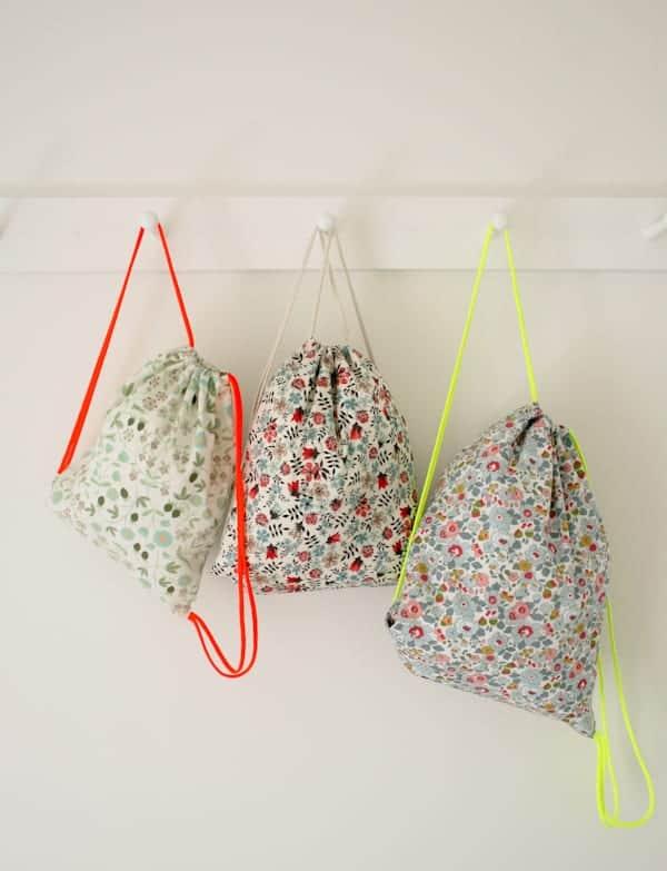 12 Beautiful Craft DIYs using Liberty Fabric