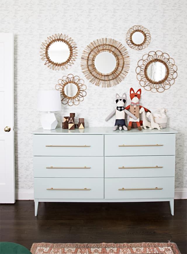 15 Unique & Amazing IKEA Nursery Room Hacks