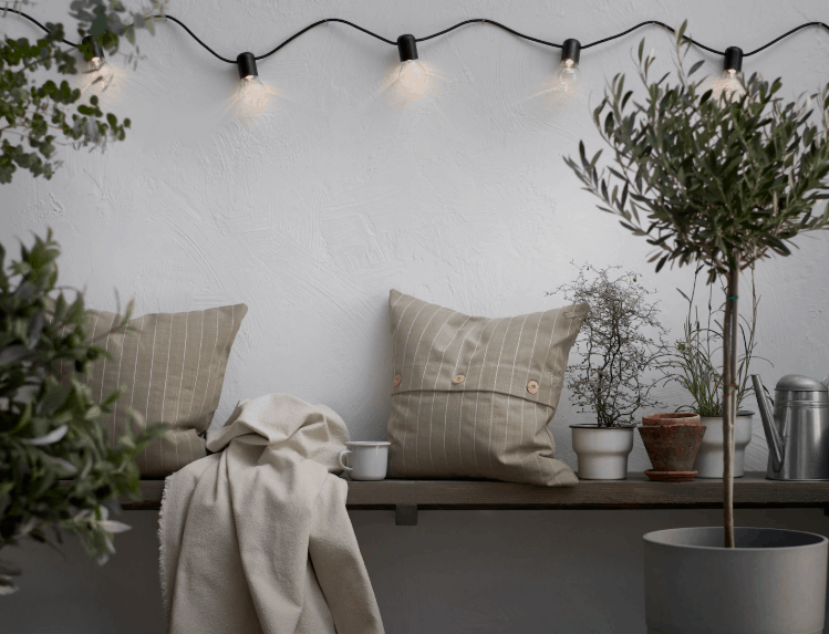 IKEA Items you need to create an Outdoor Oasis!