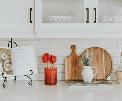 How to Eliminate Countertop Clutter