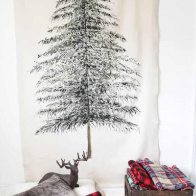 11 Unique and Amazing Alternatives to Christmas Trees